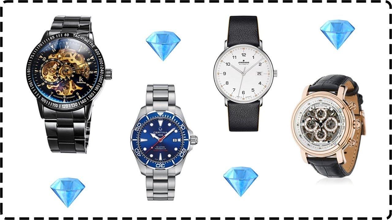Schön Gute Herrenuhren Das Beste Von Automatikuhren Unter 1000 € | Männer Uhren
