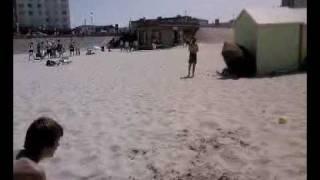 Beach Soccer sur la Playa de Berk