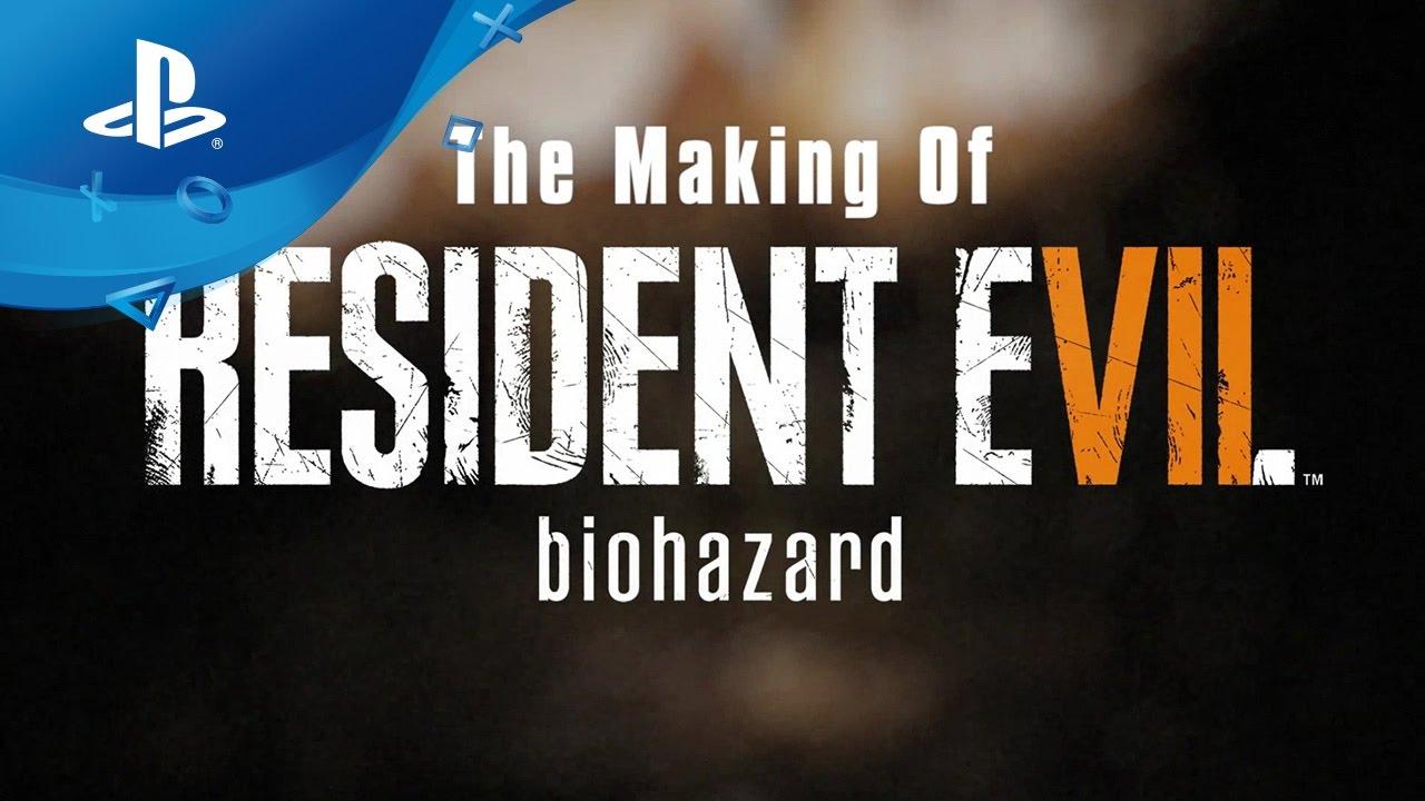 Resident Evil 7 - Making Of-Serie: Teil 1 [PS4]