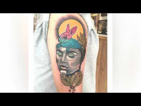 Rabbit Tattoo Ideas