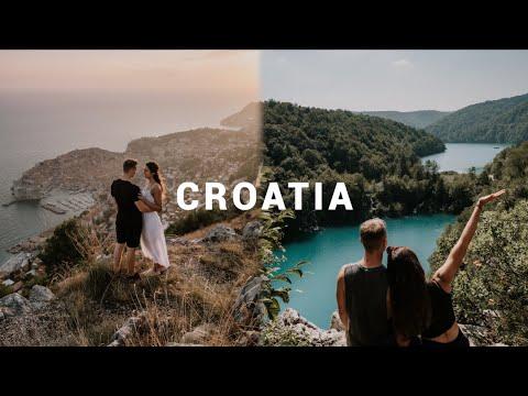 DER SCHÖNSTE ORT IN KROATIEN 🇭🇷 ∙ Europa Roadtrip ∙ #Vlog 123