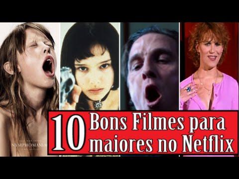 10 BONS FILMES PARA MAIORES DE 18 ANOS NO NETFLIX