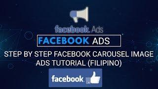 البرنامج التعليمي خطوة خطوة Facebook Ads صورة دائري (الفلبينية)