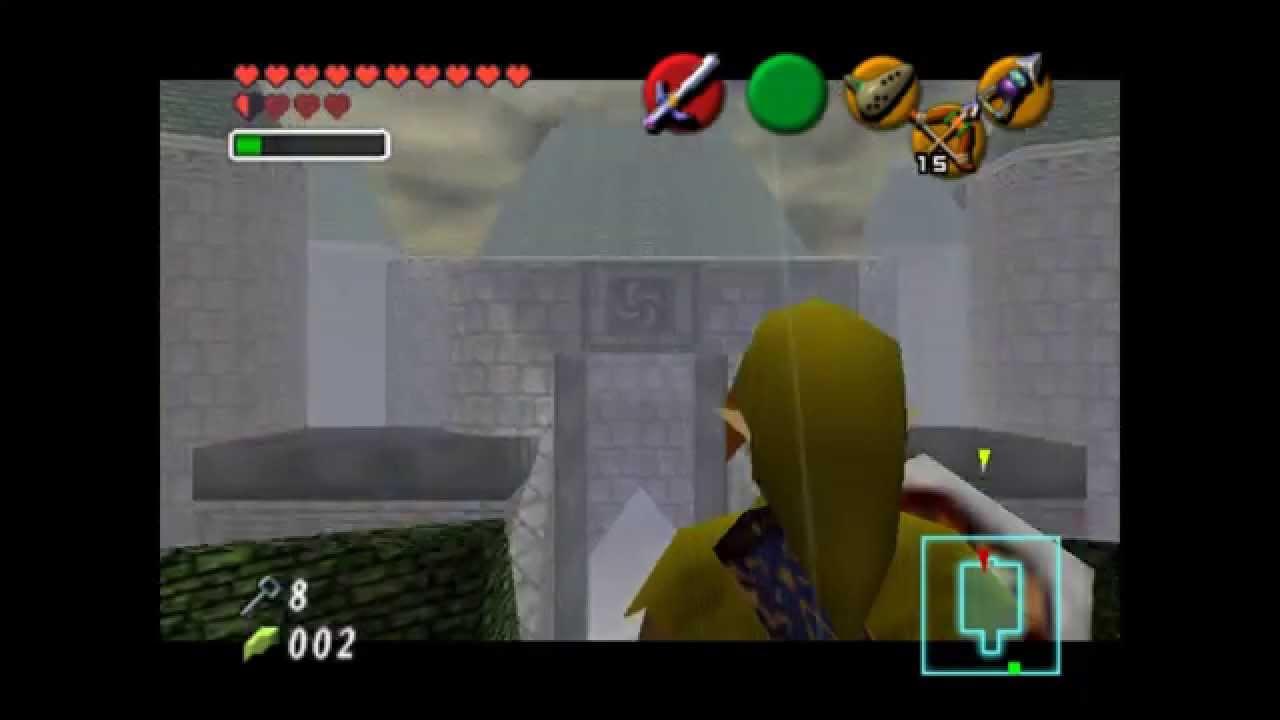OOT MOD] Project Beta Triforce (Ura Zelda 3 0) | ZD Forums - Zelda