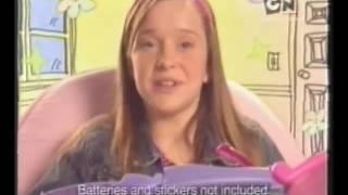 Girl Tech Password Journal Advert 2008