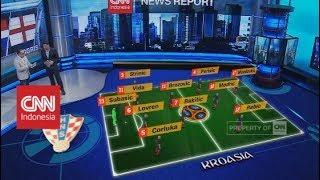 Duel Kroasia Vs Inggris, Siapa Yang Layak ke Final?