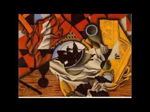 Juan Gris  胡安·格里斯  (1887 - 1927)  Cubism  Spanish