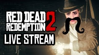 RED DEAD REDEMPTION 2 LIVE | CHAPTER 5 | SHIPWRECKS AND SICKNESSES