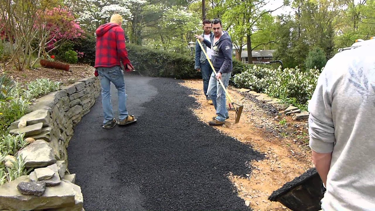 Driveway paving youtube solutioingenieria Gallery