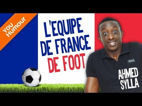 AHMED SYLLA - L'équipe de France de football