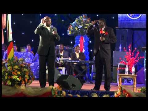 Rev T.I Murefu AFM In Zimbabwe Centenary Celebrations 2