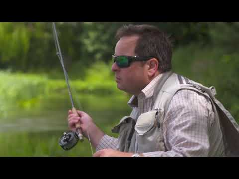 Fly Fishing The Itchen, A Chalk Stream In Twyford - A Relaxing Stress Free Day Out In Hampshire