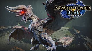 Apex Diablos - Monster Hunter Rise
