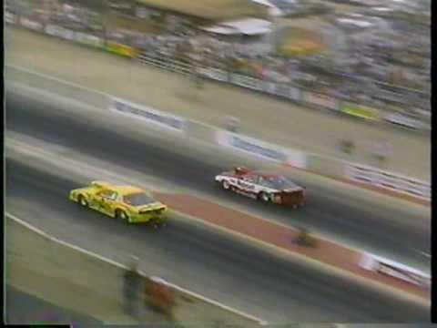 1989 Bandimere Pro Stock Final