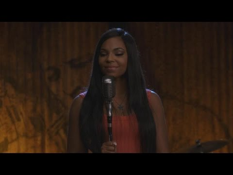 EXCLUSIVE: Ashanti Shows Off Her Singing Pipes on A&E's 'Unforgettable'