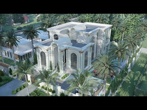 NEW CLASSIC VILLA ABU DHABI ( 1 )