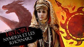 Histoire #5 : Nymeria et les dix mille navires