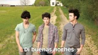 Jonas Brothers - Goodnight & Goodbye | Traducida Al Español