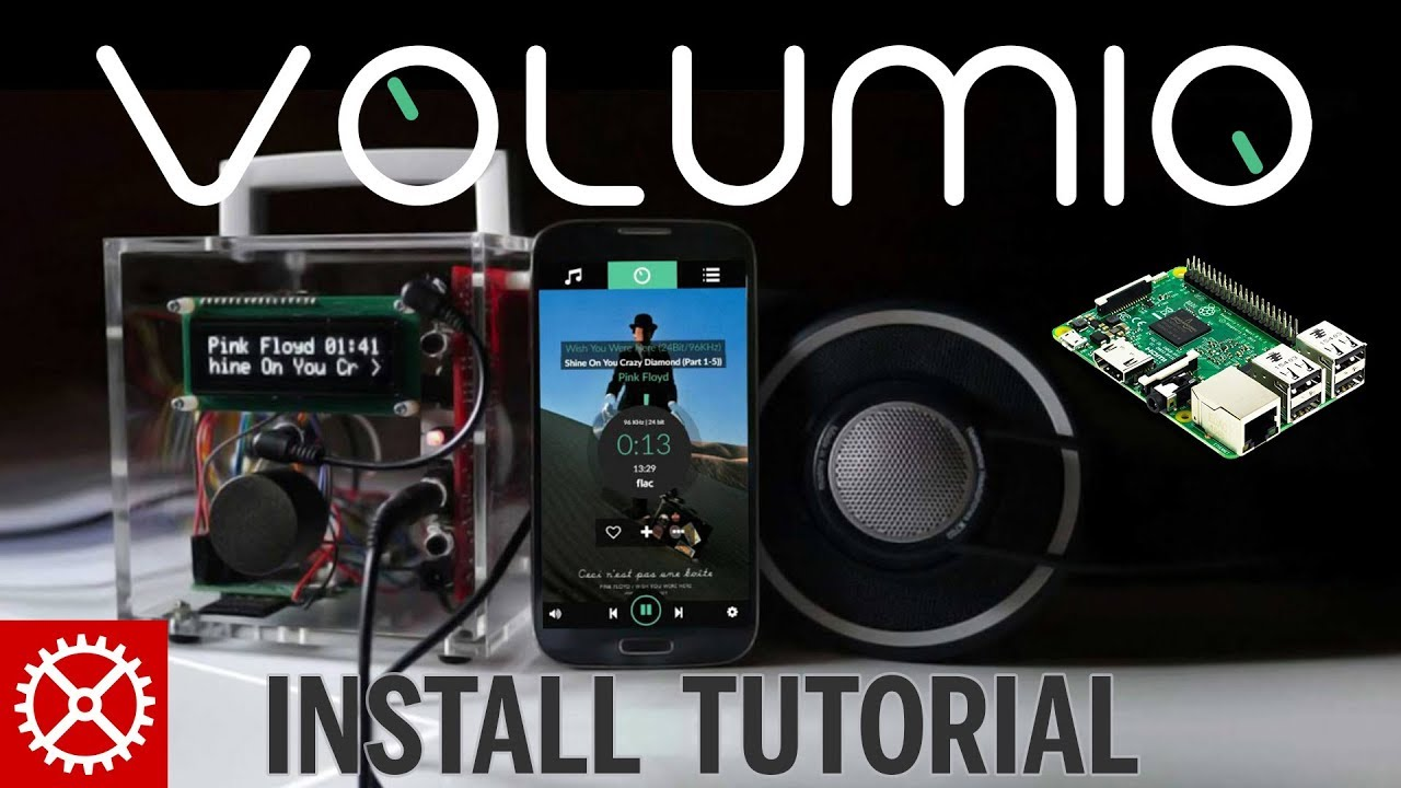 How To Install Volumio On Raspberry Pi Youtube