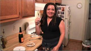 SoGood.TV: Bacon Tart and Cava