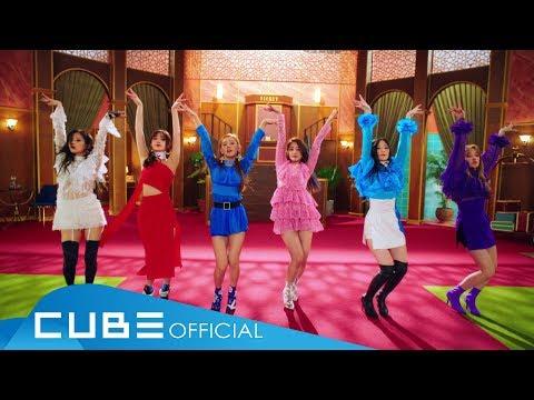 (여자)아이들((G)I-DLE) – 'Senorita' M/V Teaser