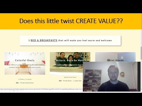 Idea Validation - please provide me some feedback - DOES THIS CREATE VALUE???