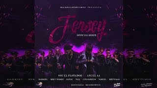 anuel aa jersey 3 0 remix ft noriel bad bunny tali miky woodz darell audio oficial