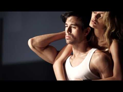 Enrique Iglesias - Behind The Scene - Deeply Yours Photoshoot commercial