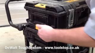 Dewalt Toughsystem Tool Boxes