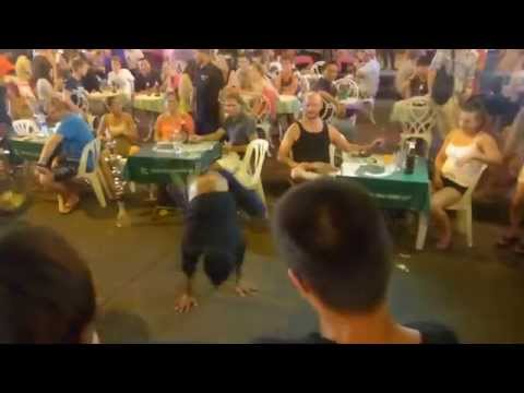 Hiphop dance in Bangkok