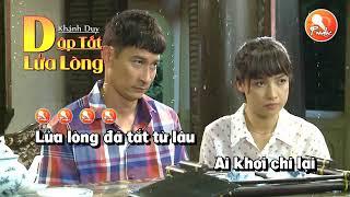 KARAOKE - Dập Tắt Lửa Lòng - Nhạc Phim - Beat Chuẩn - Khánh Duy . Produc mobile .