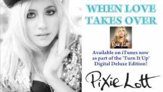 Pixie Lott - When Love Takes Over - NEW SONG 2009 HQ