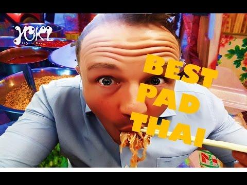 BEST THAI STREET FOOD - Pad Thai