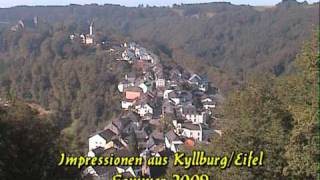 Kyllburg Eifel - Impressionen Sommer 2009