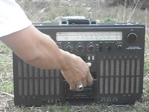 TRÍ AUDIO. cassette CROWN.RX-9800
