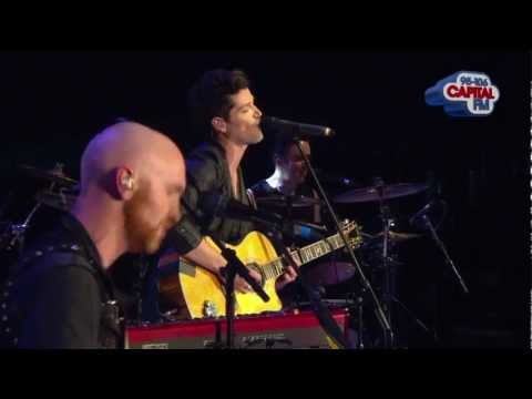 The Script - Six Degrees Of Separation (Live at Capital FM's Jingle Bell Ball 2012)