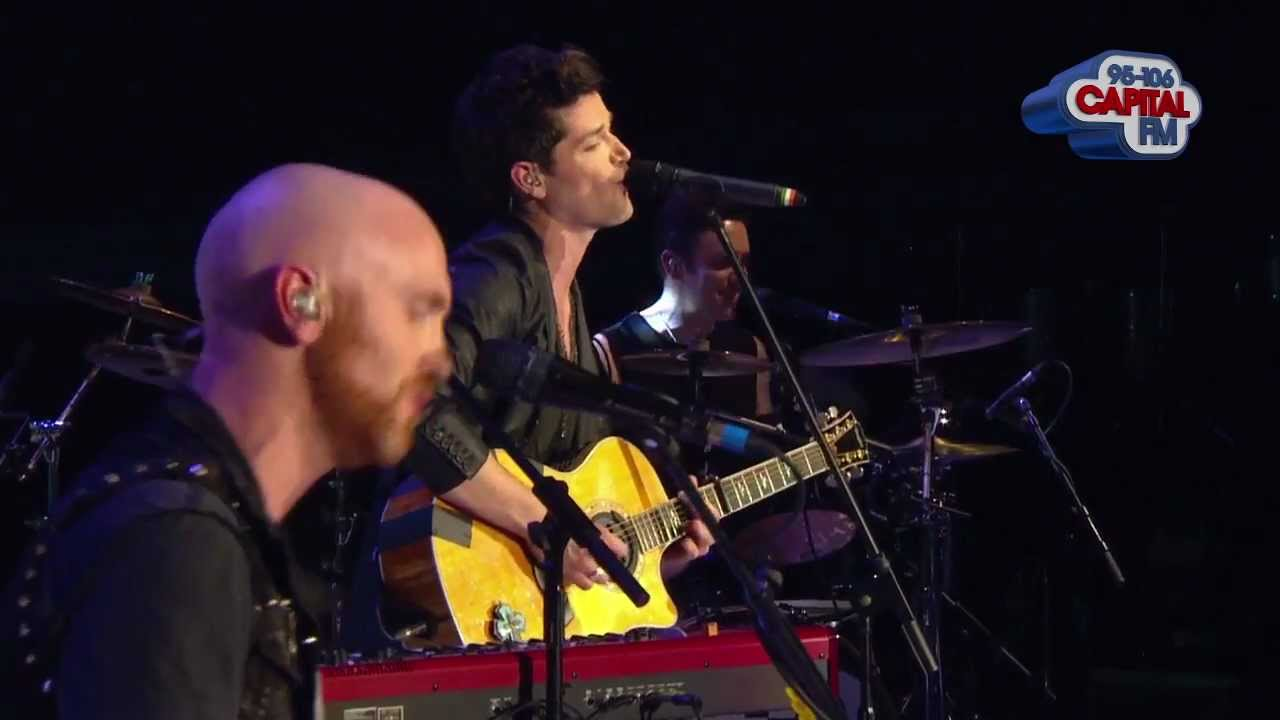 Download The Script - Six Degrees Of Separation (Live at Capital FM's Jingle Bell Ball 2012)