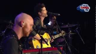 The Script Six Degrees Of Separation Live At Capital FM S Jingle Bell Ball 2012