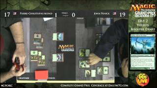 Grand Prix Oklahoma City Finals: Pierre-Christophe Mondon vs. John Penick
