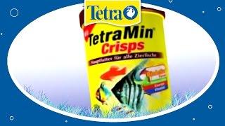 Leckeres Fischfutter: TetraMin Crisps(Ausgewogenes Fischfutter für ihre Fische im Aquarium. Die BioActive Formel von TetraMin Crisp bietet ihren Fischen gesundes & nährstoffreiches Fischfutter., 2011-09-26T19:33:14.000Z)