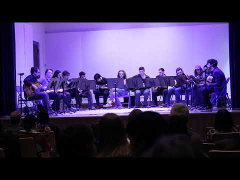 Oneohtrix Point Never - Betrayed In The Octagon   SUNY Plattsburgh Guitar Ensemble mp3