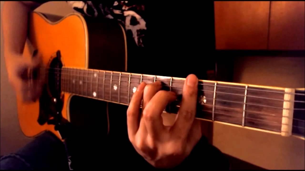 Gravity Chords John Mayer Chordsworld Guitar Tutorial Youtube