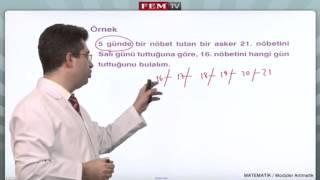 Moduler Aritmetik 2