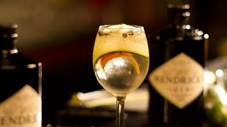 Sponsored: Spanish Style Gin And Tonic - The Proper Pour With Charlotte Voisey