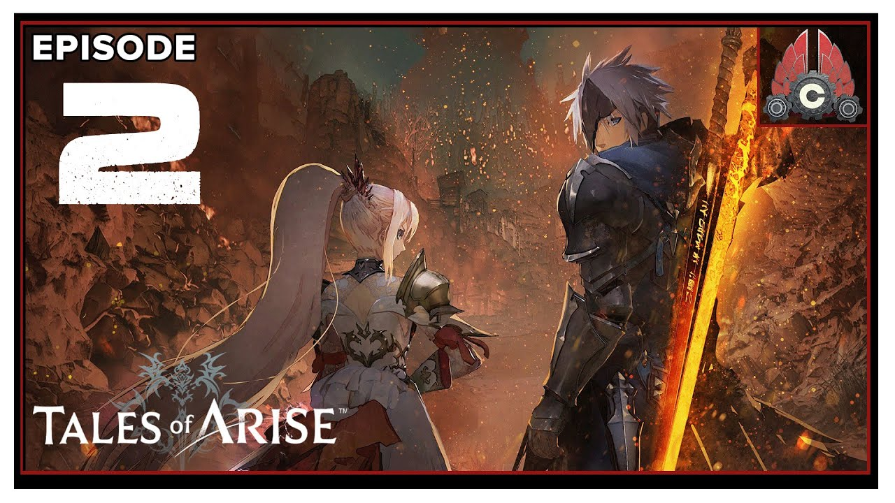 CohhCarnage Plays Tales Of Arise (Sponsored By Bandai Namco) - Episode 2