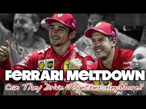 The Downfall Of Ferrari In The 2019 Formula 1 Season: When Legacies Clash