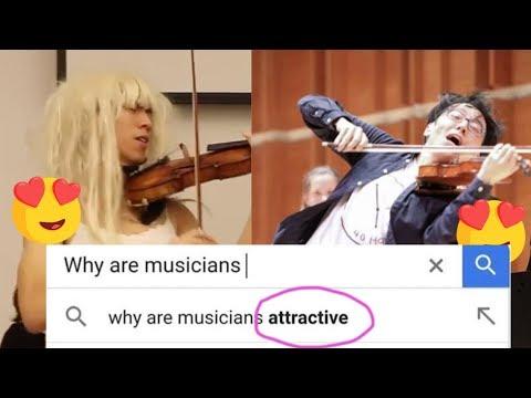 Why are Musicians Attractive?? ( ͡º ͜ʖ ͡º)