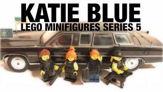 LEGO SWAT KATIE BLUE / レゴ ケイティー・ブルー ⑤
