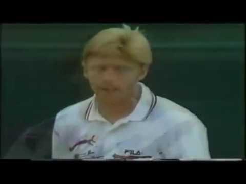 1991   Wimbledon   Finale   Michael Stich b Boris Becker