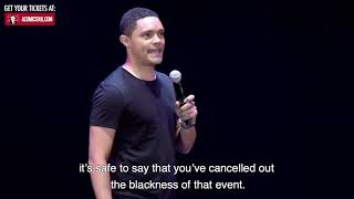 Trevor Noah   The safest way to bring blackness into your family sweden